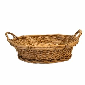 Other - Woven Low Basket